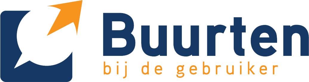 logo Buurten bij de gebruiker
